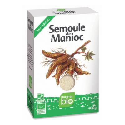 Semoule de Manioc, 400g,...