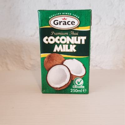 Lait de Coco, 250ml, Grace
