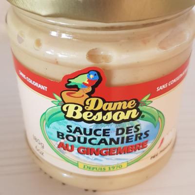 Sauce des Boucaniers au...