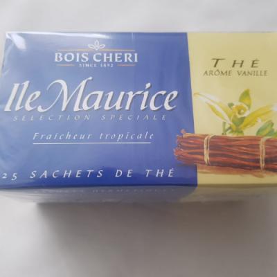 Thé vanille, 50g, Boischeri