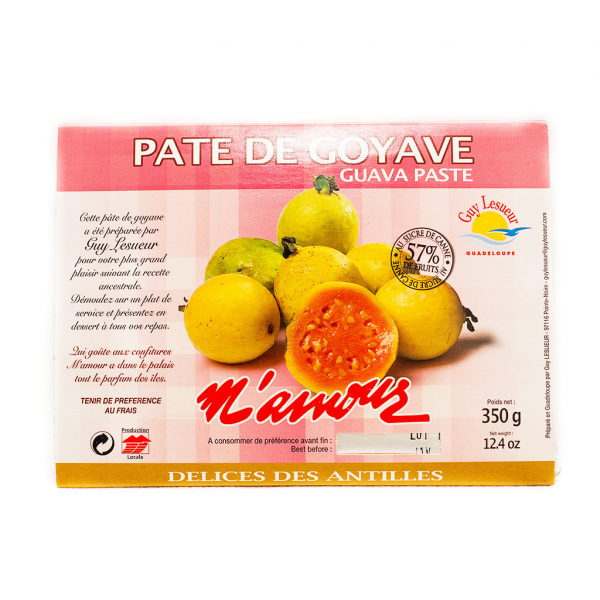 Pate Goyave, 350G, Mamour GP
