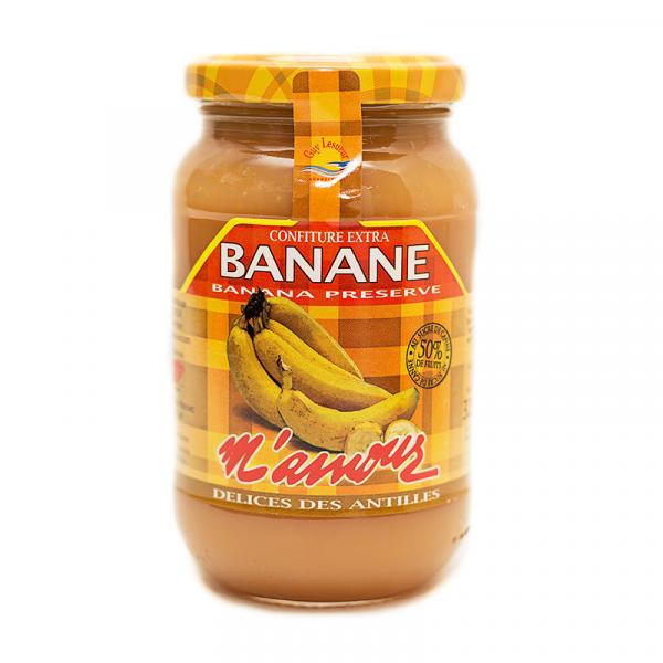 Confiture Banane, 325g,...