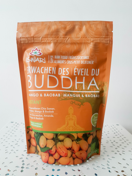 Eveil du Bouddha Mangue &...