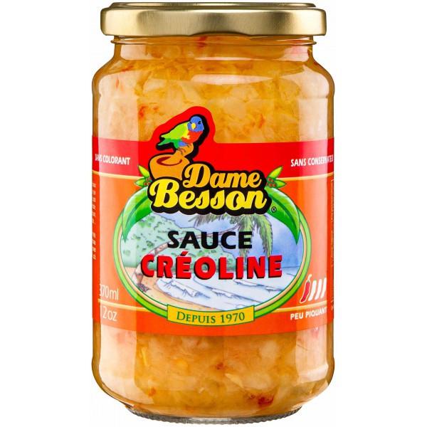 Sauce Créoline, 370ml, Dame...