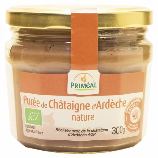 Purée De Chataigne Nature,...