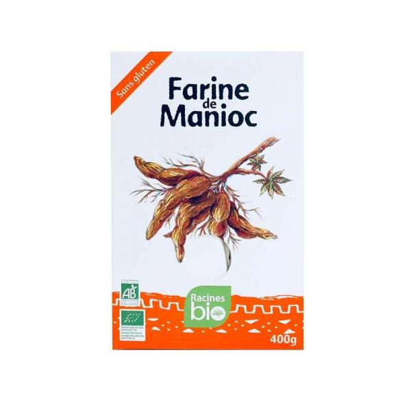 Farine de Manioc, 400g,...